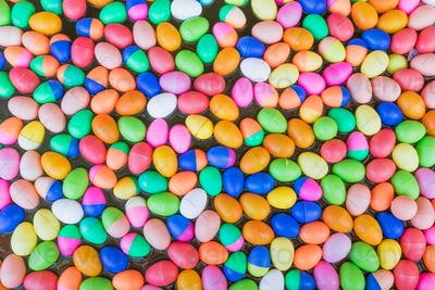 The Colorful easter eggs-7
