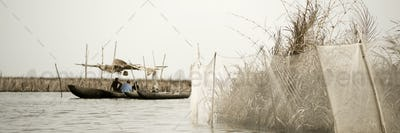 Boating in Africa