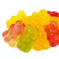 neon gummy candies