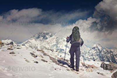 Hike in Nepal