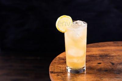 Refreshing Whiskey Ginger Cocktail