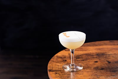 Refreshing Pisco Sour Cocktail