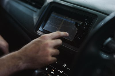Navigation in the car