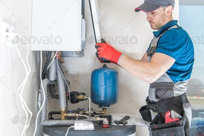 Central Gas Heater Installer