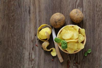 Natural Potato Chips