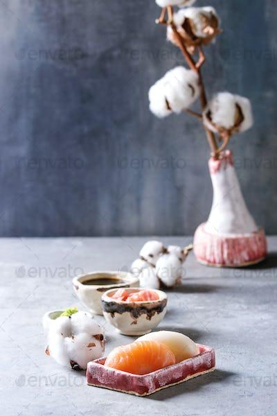 Sushi roll set
