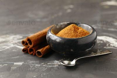 Aromatic Cinnamon Spice