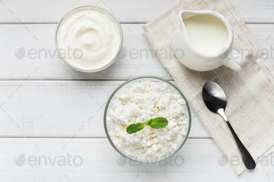 Protein nutrition concept