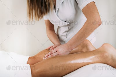 Legs Sports Massage Therapy