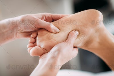 Foot Sports Massage Therapy
