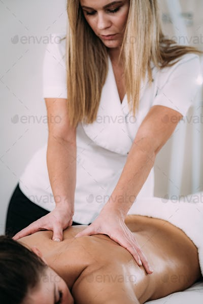 Back Sports Massage Therapy