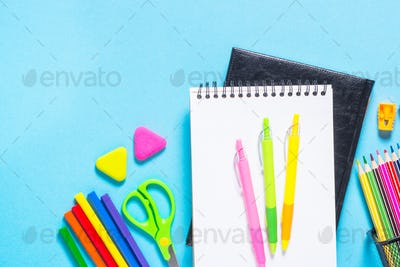 School and office supplies or stationary