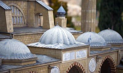 Model Art of Historical Building