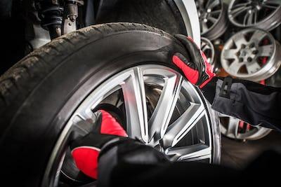 Balancing Vehicle Wheels