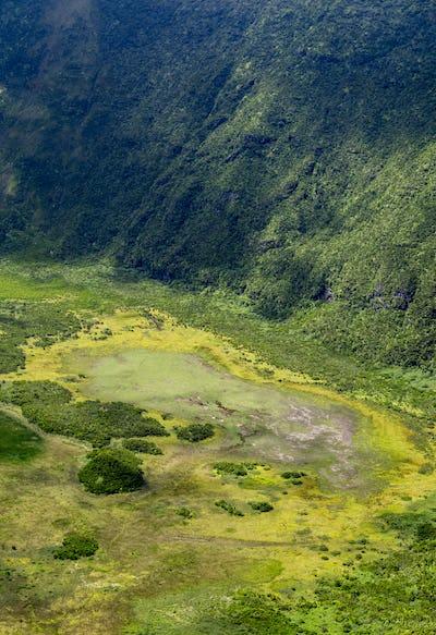 Caldeira on Faial Island