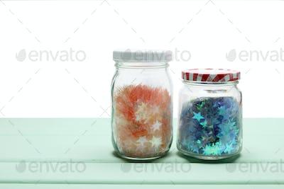 Bottles of Glitters