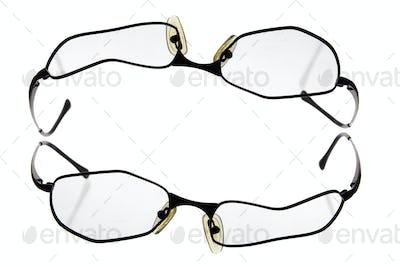 Broken Eye Glasses