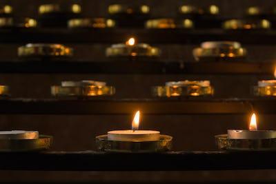 Votive Prayer Candles