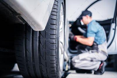 Scheduled Warranty Car Service