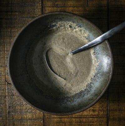 Vegan rustic gravy sauce