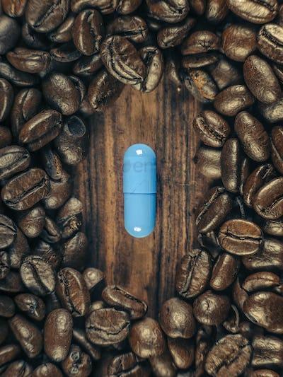 Caffeine Supplementation with Coffee Beans
