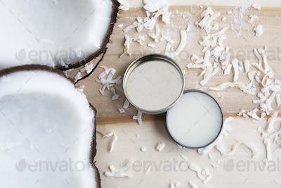 Coconut Balm