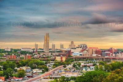 Albany, New York, USA skyline