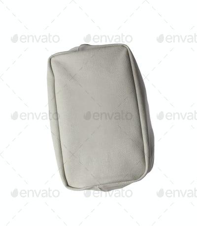 pocket purse bag on white