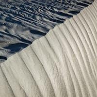 Dune close up