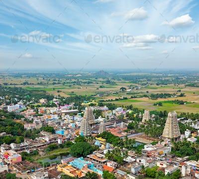 Lord Bhakthavatsaleswarar Temple. Thirukalukundram