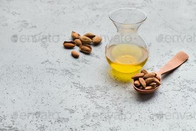 Essential oils concept
