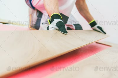 Floor Panel Installing