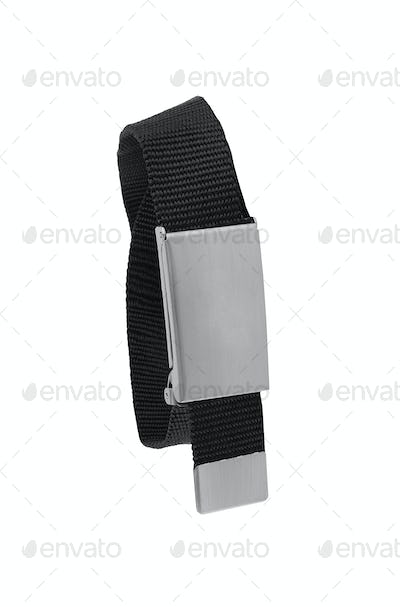 Strap isolated on white background