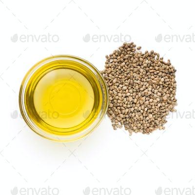 Pure cold pressed oils concept