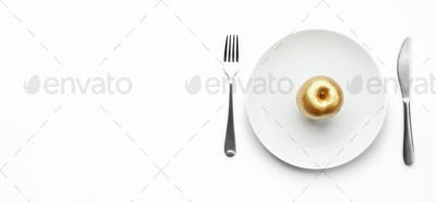 Golden Apple of Discord concept
