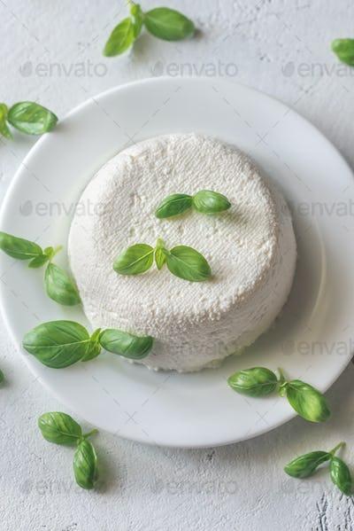 Ricotta - Italian whey cheese