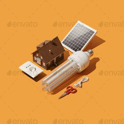 Home renovation and electrical system