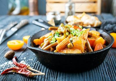 vegetables stew