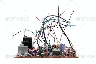 Retro Television Circuit