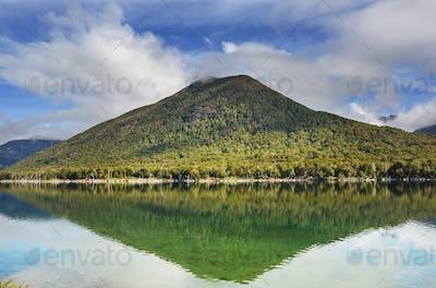 Lake in Patagonia
