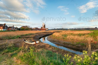 Cley next to the Sea in Norfolk