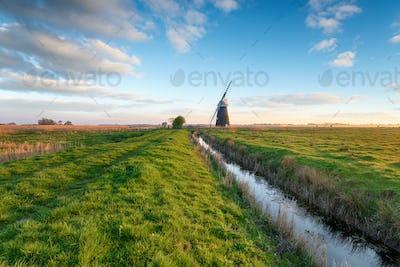 Halvergate Windmill
