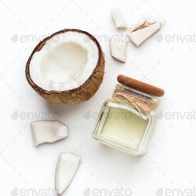 Coconut treatment concept