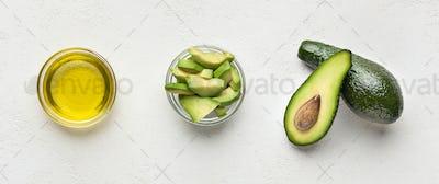 Vegan diet concept