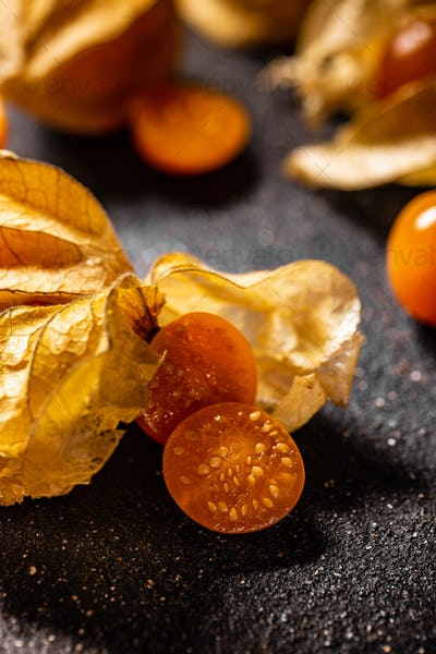 Cape Gooseberry fruit