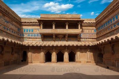 Man Singh Palace, India