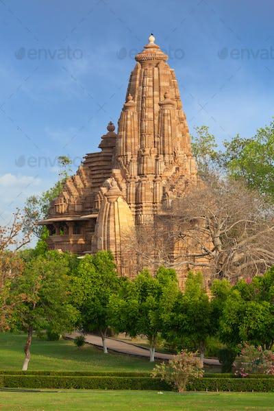 Lakshmana and Matangeshwar temples, Khajuraho