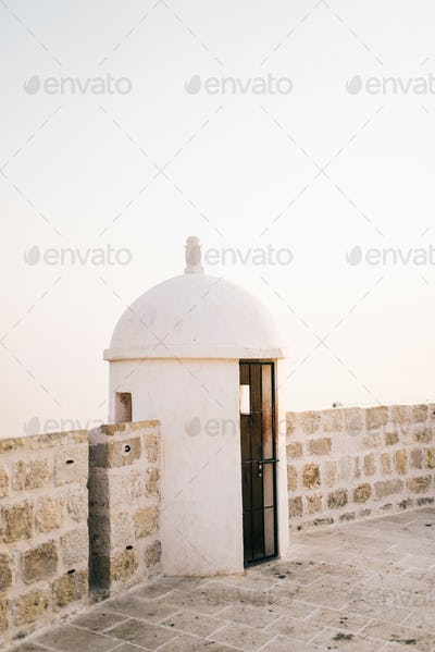 Guard Tower in Dubrovnik