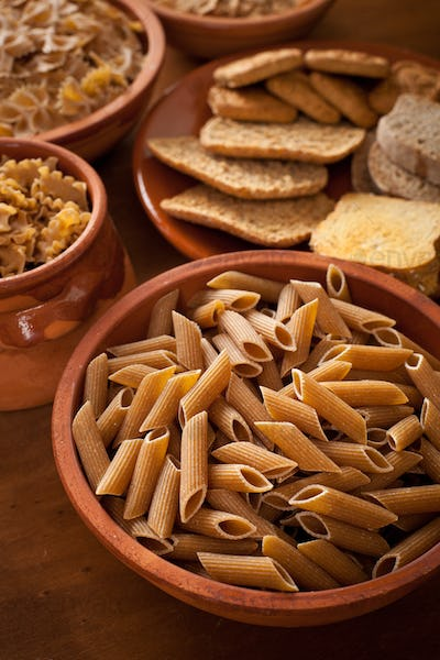 Whole grain carbohydrates