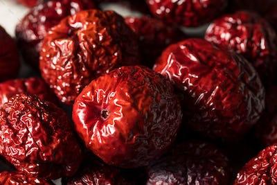 Organic Dried Red Jujube Fruit